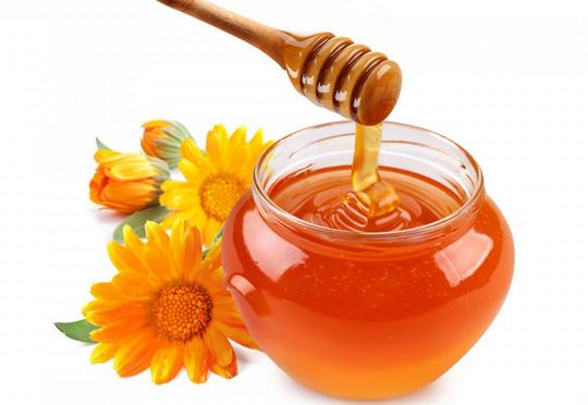Mật ong nguyên chất chữa chứng mất ngủ - dùng thêm với phấn hoa cho hiệu quẳ cực tốt