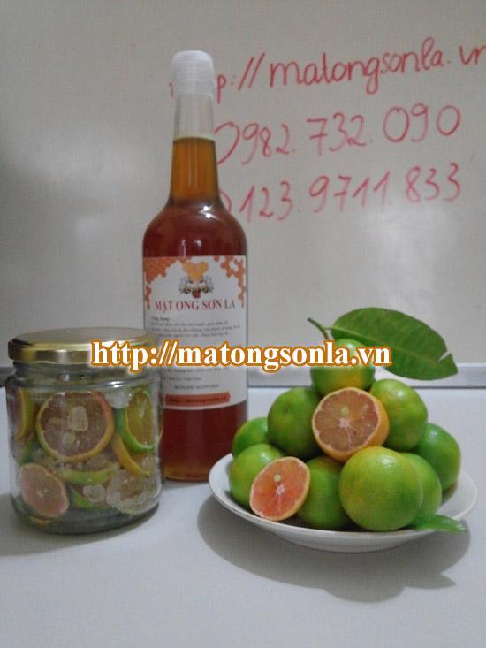 Điểm bán mật ong - chanh đào ngâm mật ong uy tín tại Hà Nội
