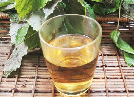 http://matongsonla.vn - trà mật ong tía tô