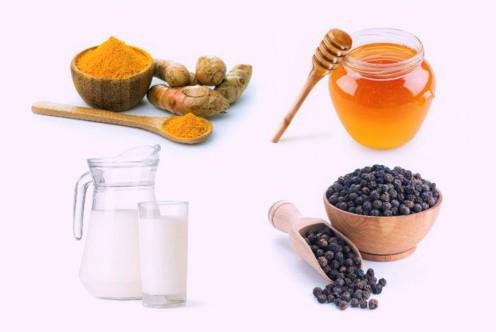 Bài thuốc từ thực phẩm chữa viêm amidan hiệu quả