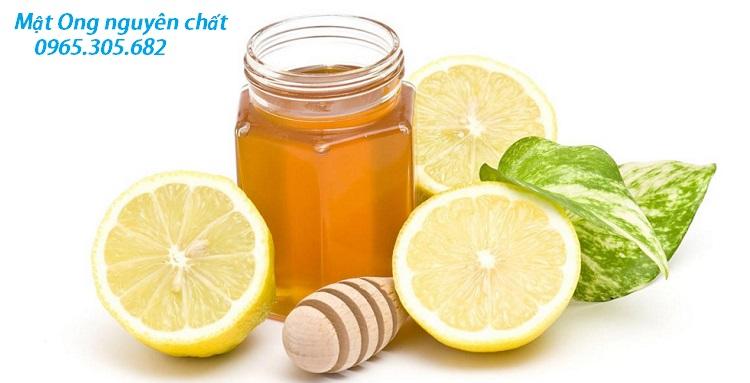 Phòng tránh bệnh ho và hen bằng chanh mật ong nguyên chất
