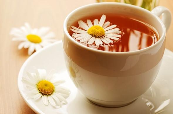 Trà hoa cúc mật ong chống oxy hóa