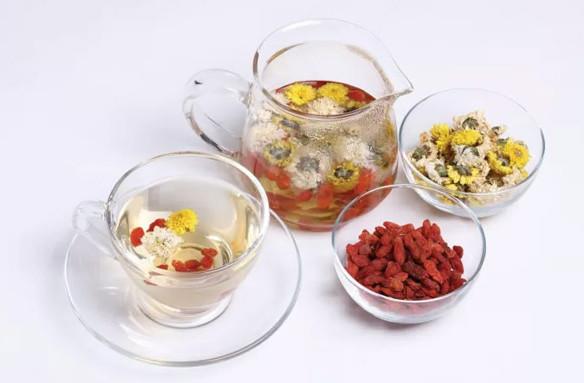 Ngăn ngừa ung thư bằng cách sử dụng trà hoa cúc
