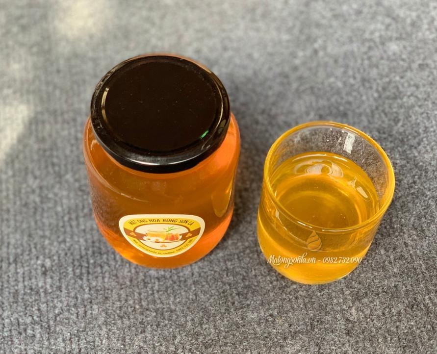 Điểm nổi bật của mật ong hoa rừng