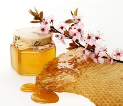 mat ong tot , làm đẹp bằng mật Ong