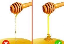 Những cách nhận biết mật ong tốt