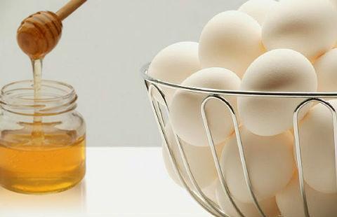 http://matongsonla.vn - Mật ong và trứng gà có lợi cho con người