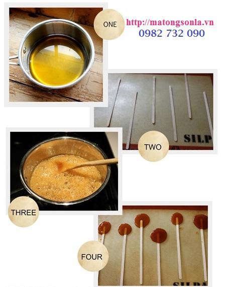 http://matongsonla.vn - Chữa ho bằng mật ong