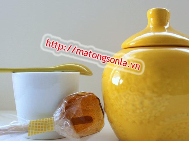http://matongsonla.vn - Tự làm kẹo mật ong cho bé