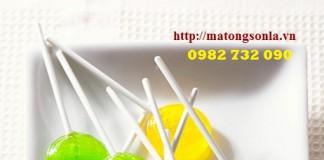 http://matongsonla.vn - Mật ong làm ra những cây kẹo chữa viêm họng