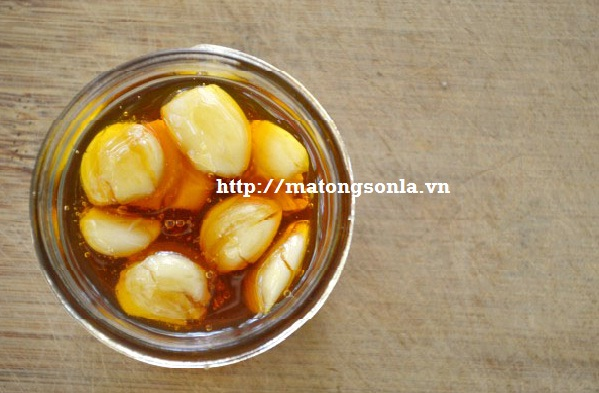 http://matongsonla.vn - Mật ong ngâm tỏi chữa rất nhiều bệnh