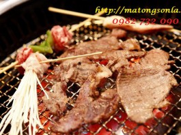 http://matongsonla.vn - Những quán nướng ngon mà giá lại rẻ