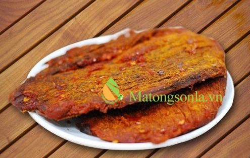 http://matongsonla.vn - Làm thịt bò khô không khó
