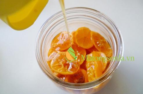 http://matongsonla.vn - Cách làm quất ngâm mật ong chữa ho