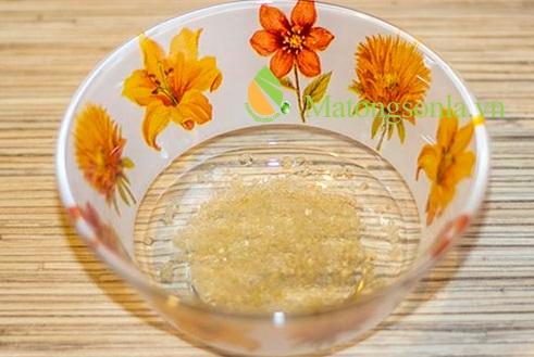 http://matongsonla.vn - làm mặt nạ mật ong và gelatin