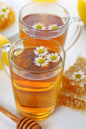 http://matongsonla.vn - Trà hoa cúc mật ong