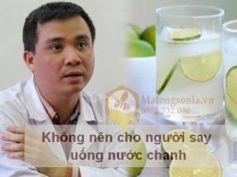 Những sai lầm tỏng cách giải rượu
