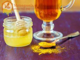 vì sao nên uống nghệ mật ong hàng ngày