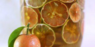 Những lưu ý quan trọng khi ngâm chanh đào mật ong